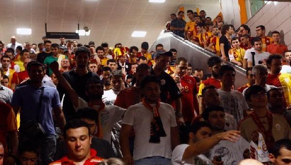 Galatasaraylı taraftarlara müjde