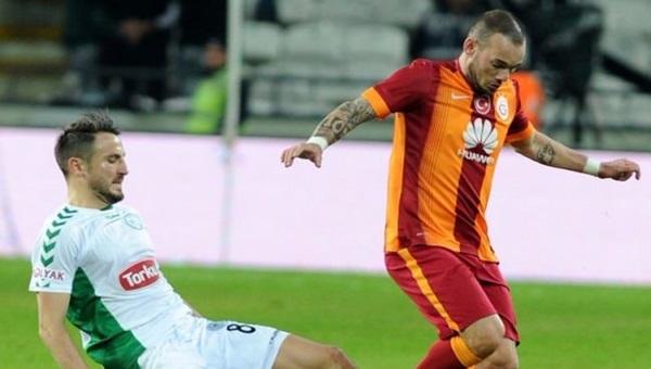 Galatasaraylıların hiç alışık olmadığı tablo