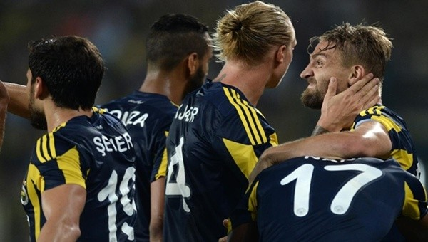 Gregoriou: 'Fenerbahçe haketti'