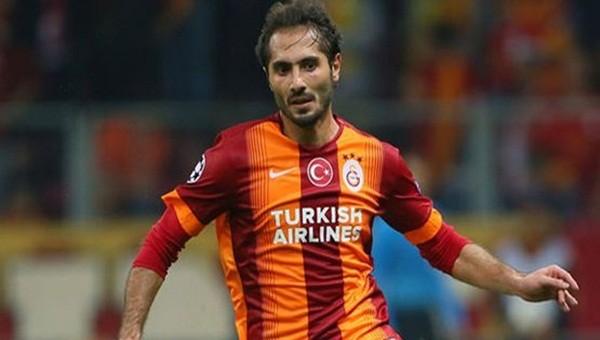 Hamit Altıntop Galatasaray'da 48 maç kaçırdı