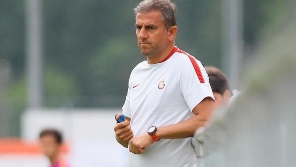 Hamza Hamzaoğlu:'İlk hedef Süper Kupa'