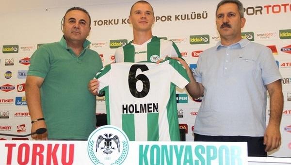 Holmen, Fenerbahçe maçında oynayacak mı?