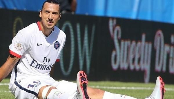 Ibrahimovic açılış maçında oynayamayacak