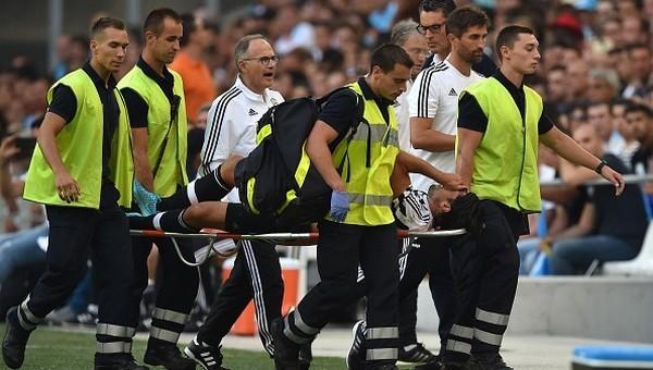 Juventus'ta Khedira 2 ay yok
