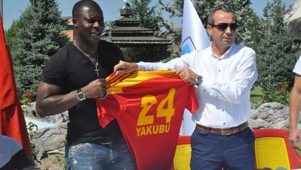 Kayserispor'da çifte transfer