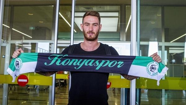 'Konyaspor'da goller atacağım'