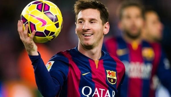 Lionel Messi, Avrupa'nın en iyisi