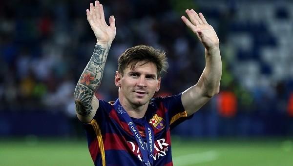 Lionel Messi, Ronaldo'ya yetişti