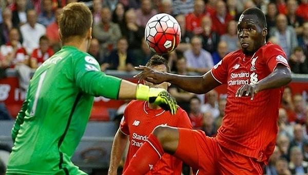 Liverpool yeni golcüsü Benteke ile Bournemouth'u geçti