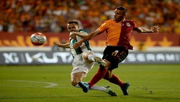 Lukas Podolski geçer not aldı