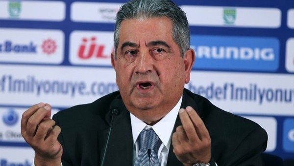 Mahmut Uslu'dan Volkan Şen açıklaması