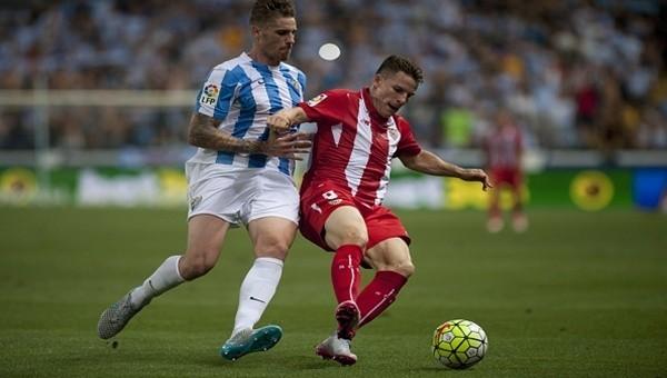 Malaga ve Sevilla yenişemedi