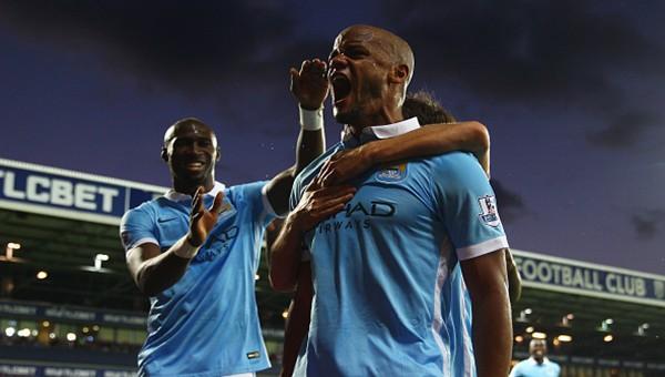 Manchester City WBA'yı 3 golle geçti