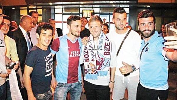 Marko Marin, Trabzon'a geldi