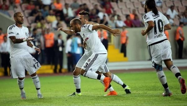 Beşiktaş, Mersin İdmanyurdu'nu deplasmanda 5-2 mağlup etti