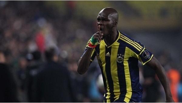 Moussa Sow Kadıköy'de veda edecek