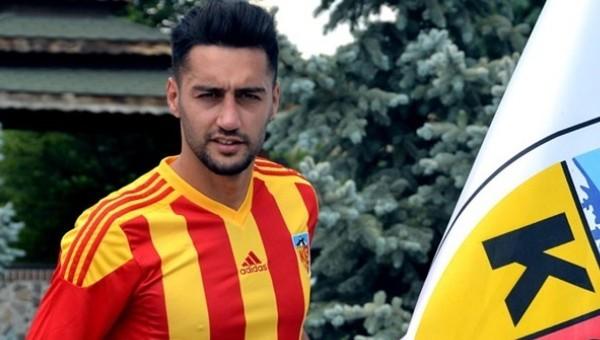 Mustafa Akbaş Kayserispor'da