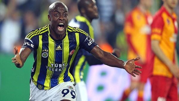 Pierre Webo'dan Fenerbahçe'ye sitem