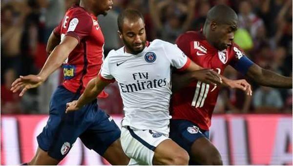 Paris Saint-Germain 10 kişiyle kazandı
