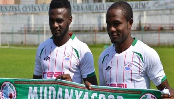 PSG'den Mudanyaspor'a transfer