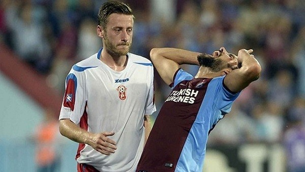 Rabotnicki'nin Trabzon'u elemesi Federasyonu zora soktu