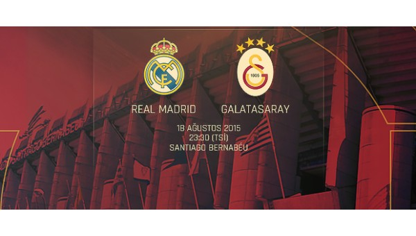 Real Madrid, Galatasaray'ı davet etti