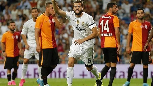 Real Madrid'den Galatasaray'a transfer