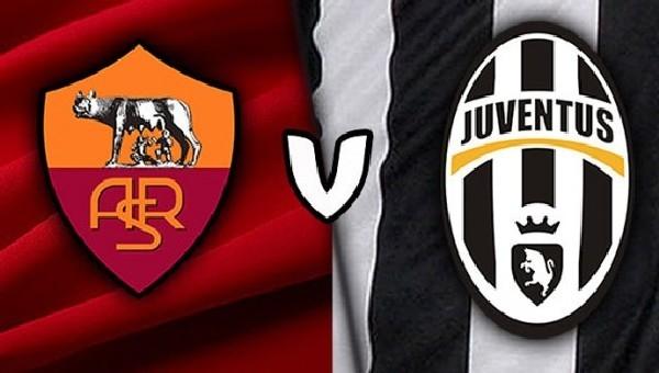 Roma - Juventus maçı saat kaçta, hangi kanalda?