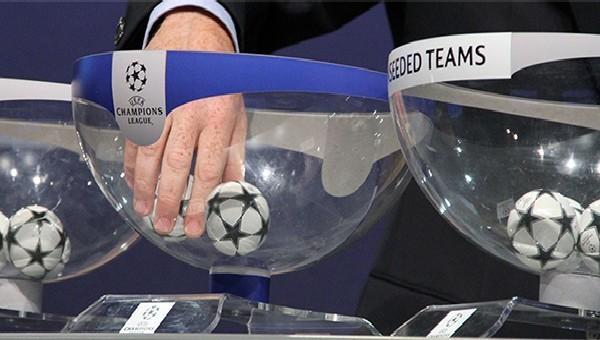 Şampiyonlar Ligi'nde play off eşleşmeleri belli oldu