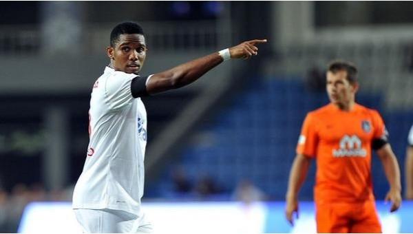 Samuel Eto'o'dan ilk maçında 2 gol