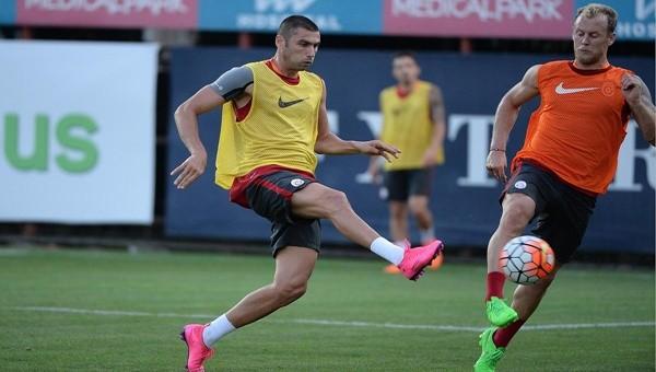 Galatasaray'a Semih Kaya'dan sevindirici haber