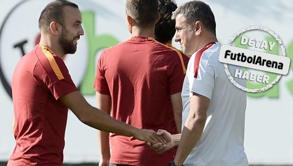 Sercan Yıldırım, Galatasaray'da kalıyor