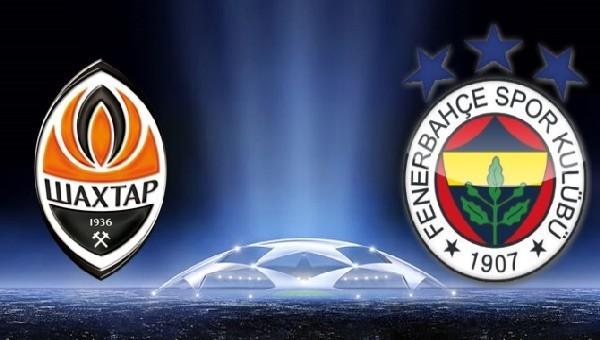 Shakhtar Donetsk-Fenerbahçe maçını şifresiz izleyin
