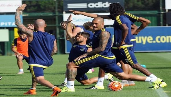 Fenerbahçe'de gözler Atromitos maçına çevrildi