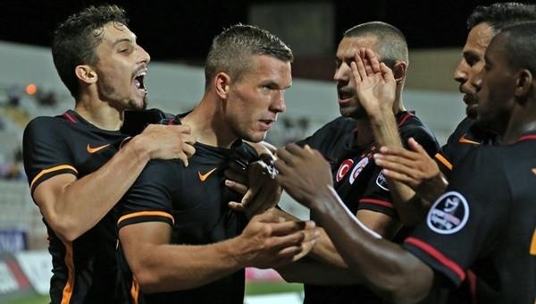 Galatasaray, Sivasspor ile 2-2 berabere kaldı