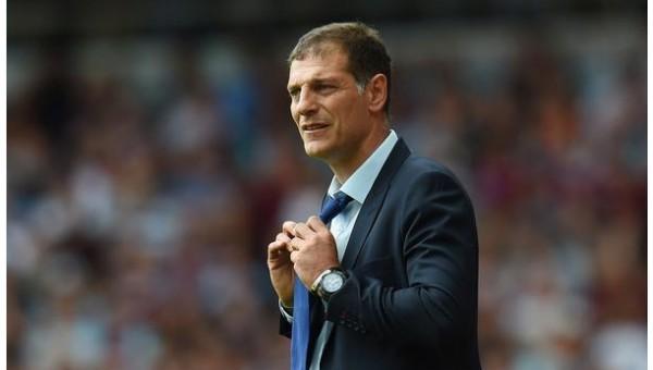 Slaven Bilic'li West Ham United evinde kayıp