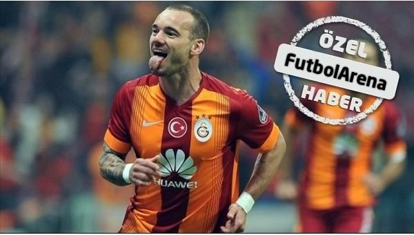 Sneijder sözleşmesini uzatacak mı?
