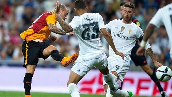 'Sneijder takımı tek başına yönetti'