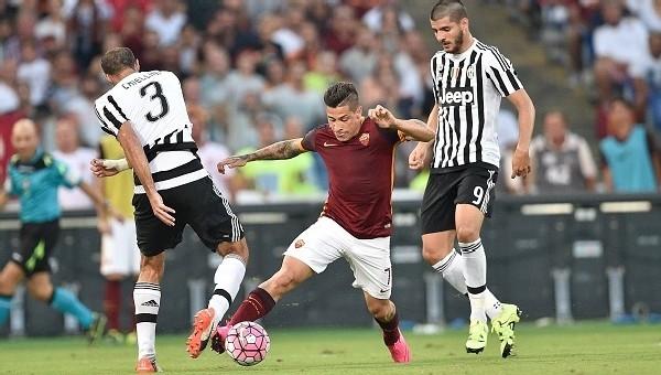 Son şampiyon Juventus kötü başladı