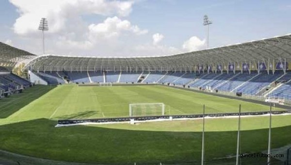 Süper Kupa finali ilk defa Ankara