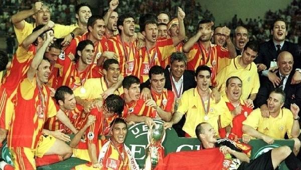 Süper Kupa'nın 15. yılı