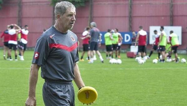 Süper Lig'de sezonun ilk ayrılığı