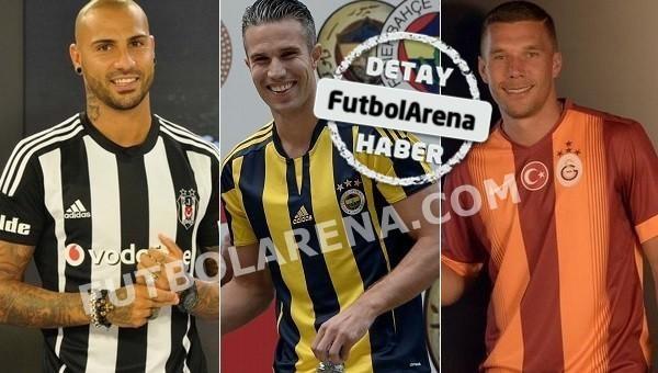 Tarihin en pahalı Fenerbahçe kadrosu