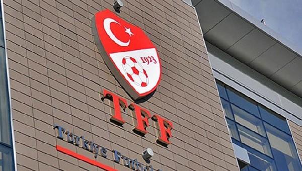 TFF'den Mehmet Topal açıklaması