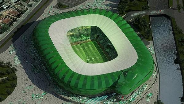Timsah Arena'nın açılışına Atletico Madrid geliyor