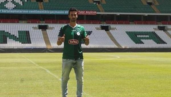 Torku Konyaspor Riad Bajic'i renklerine kattı