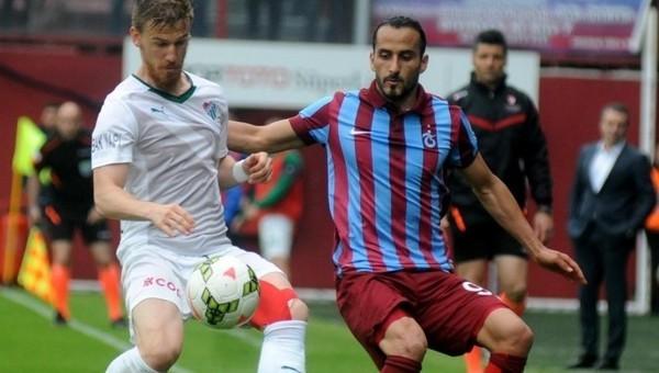 Trabzonspor, Bursaspor'u ağırlayacak