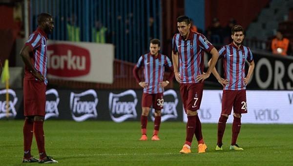 Trabzonspor ilk haftalardan hoşlanmıyor