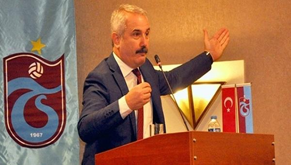 Trabzonspor Başkan Yardımcısı Serdar Üstünsalih'ten Fenerbahçe açıklaması
