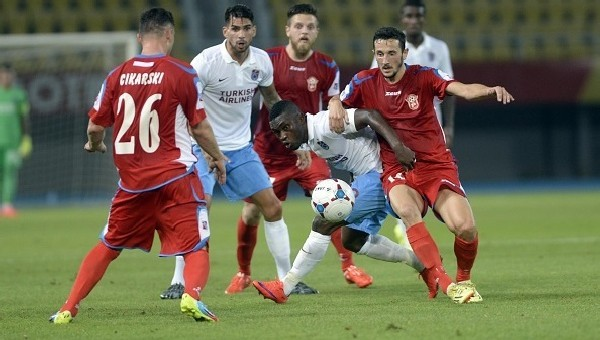 Trabzonspor-Rabotnicki maçı hangi kanalda?